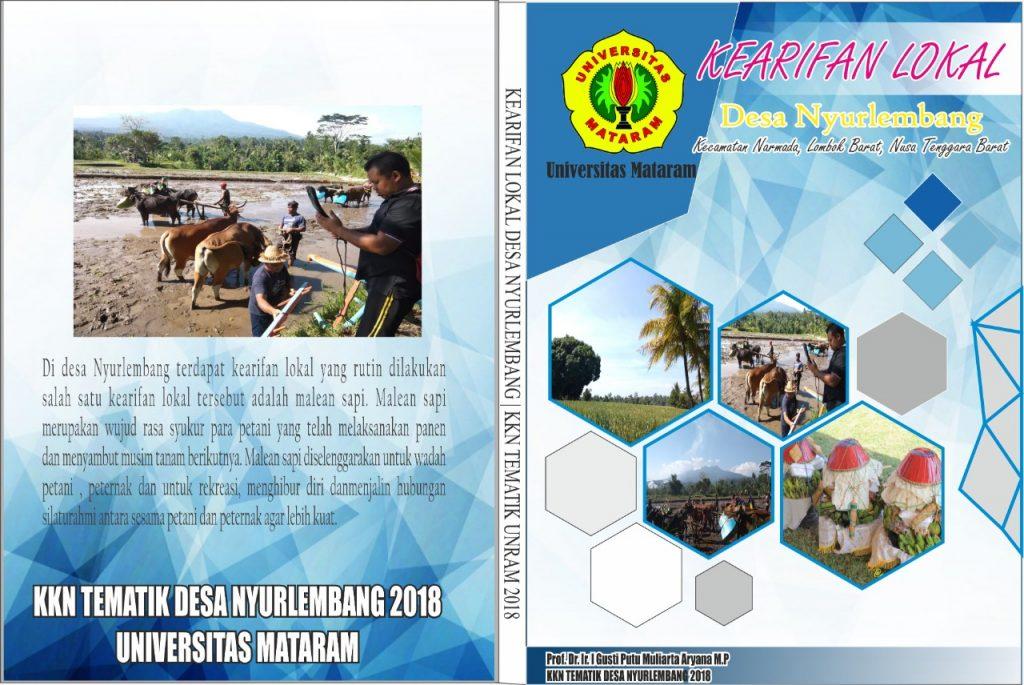 Format Isi Laporan Kkn Tematik Periode 2018 2019 Lppm Unram